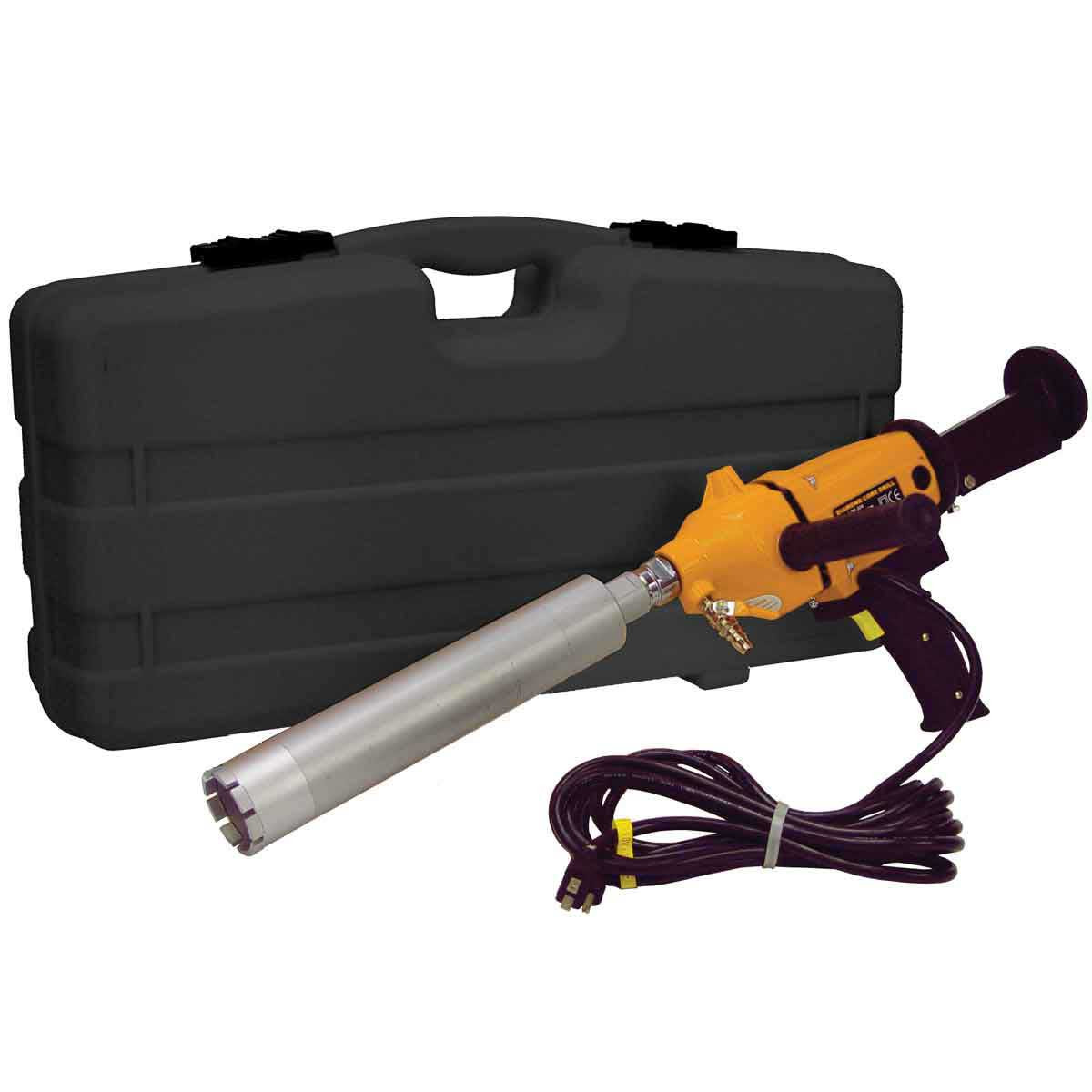 Multiquip CDM1H Wet Core Drill case