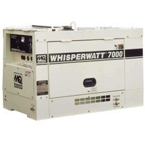 Multiquip Whisperwatt Diesel Powered Generator