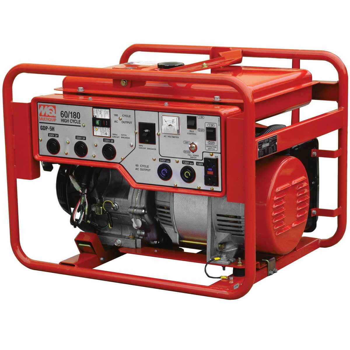 Multiquip GDP5H High Cycle Portable Generators