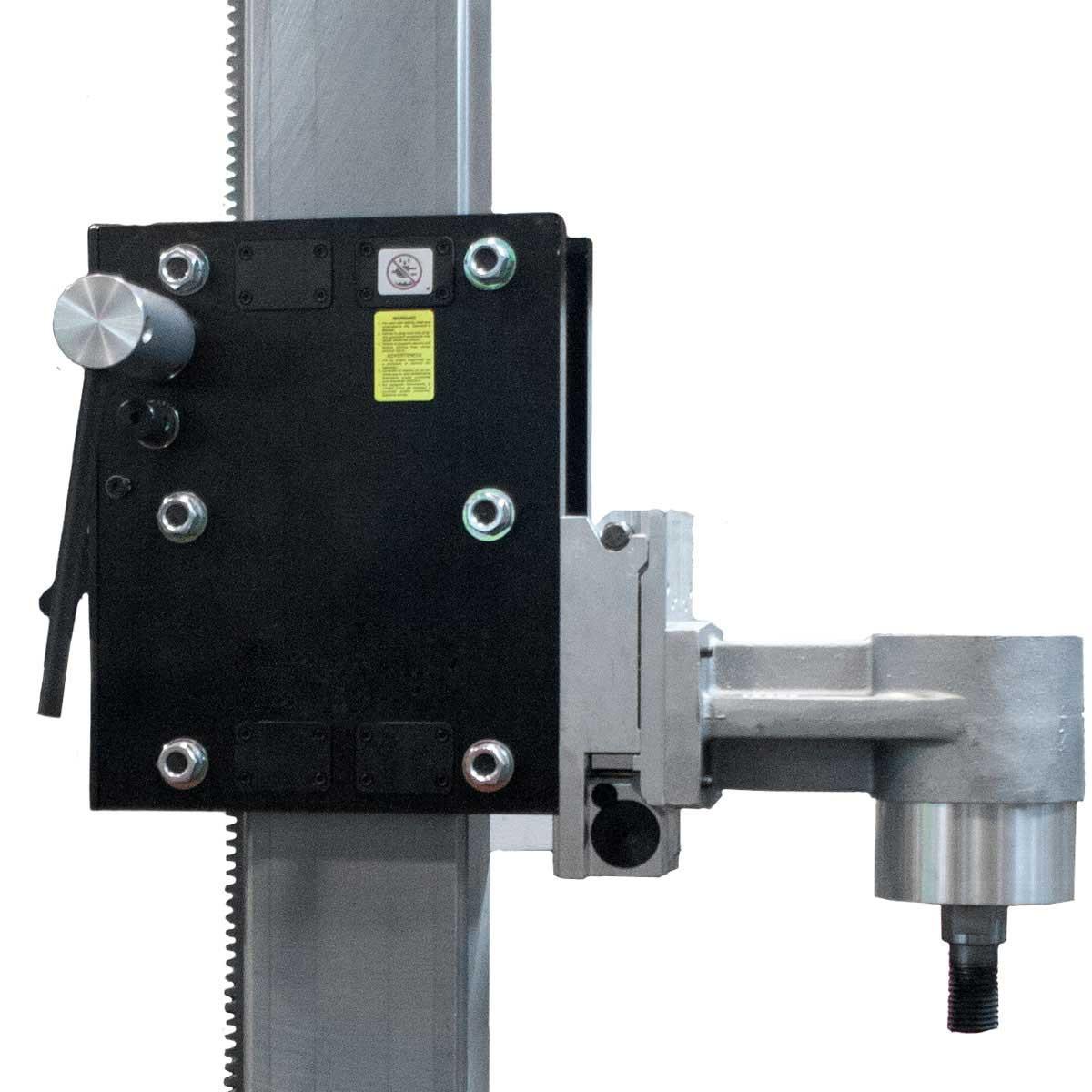 Core Bore M6 Drill Rig Stand column