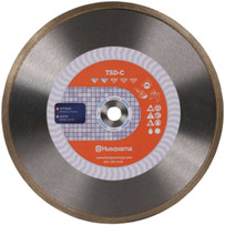 Husqvarna TSD-C DRI DISC tile Diamond Blade