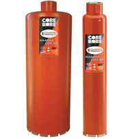 Core Bore HOL Heavy Duty Orange Wet Diamond Core Bits