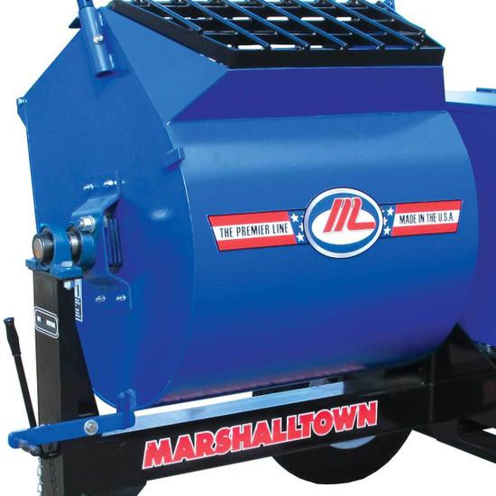 Marshalltown Steel Drum Mixer