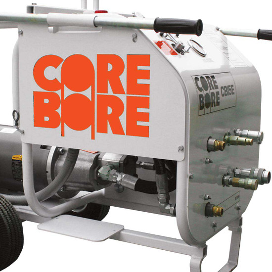 CB15EXL Electric Power Pack by Core Bore