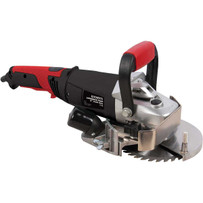 Roberts by QEP 10-56 Long Neck Plus Jamb Saw For undercutting wood door jambs and wood cove base