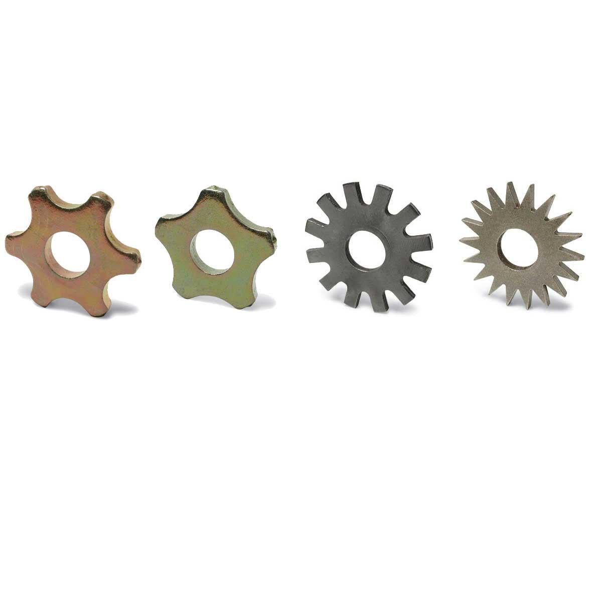 MK Scarifier carbide cutters