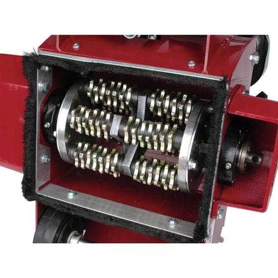 8 inch Drum Set on MK Diamond Scarifier