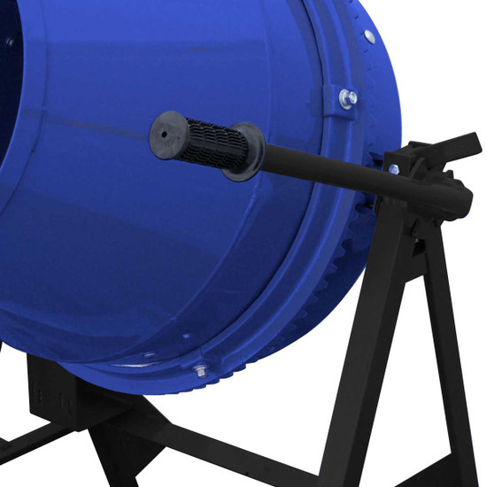 Marshalltown Steel Mixing Drum
