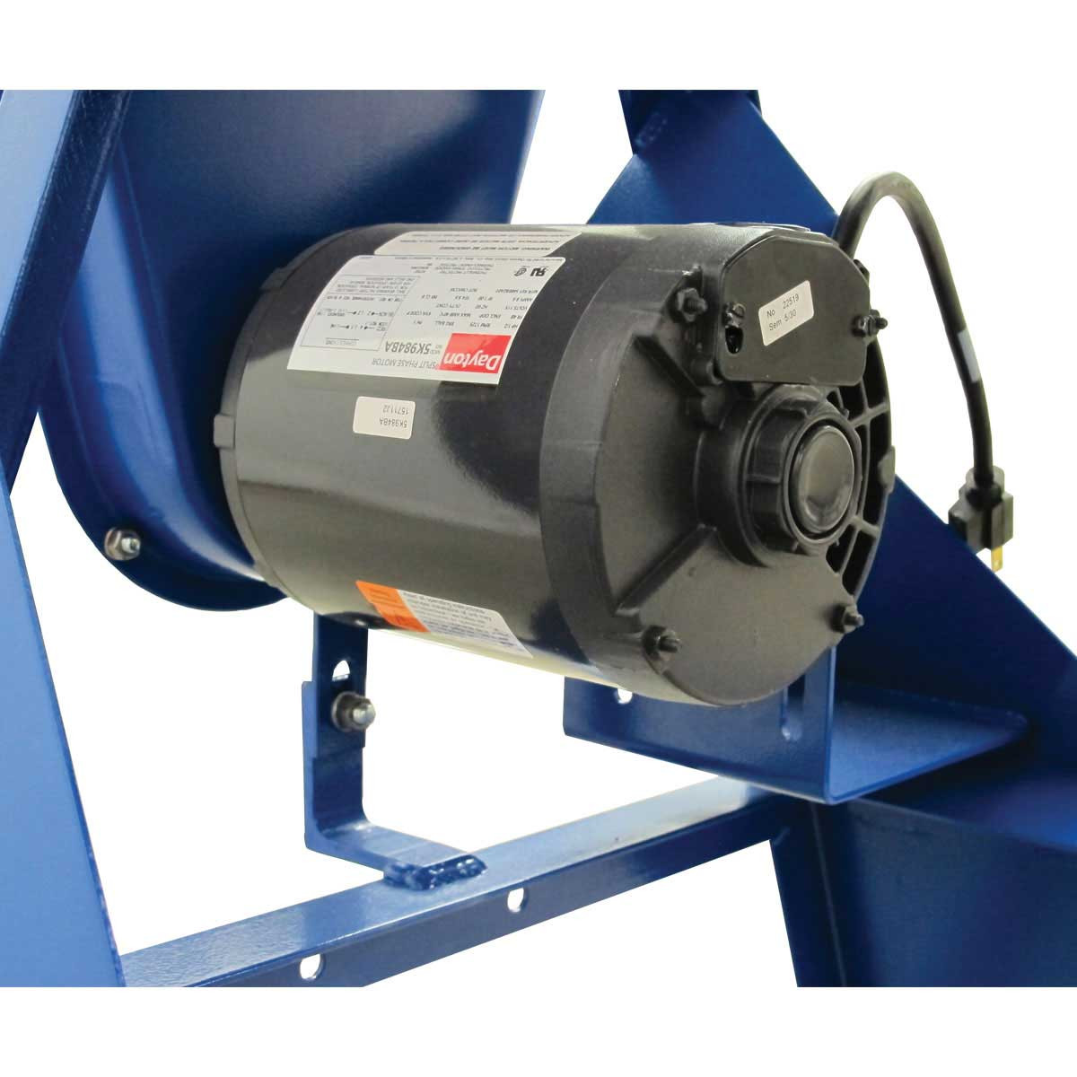 Cleform Gilson 300UT Mixer motor