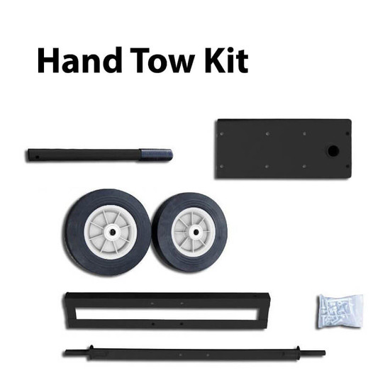 Marshalltown Mixer Hand Tow Kit