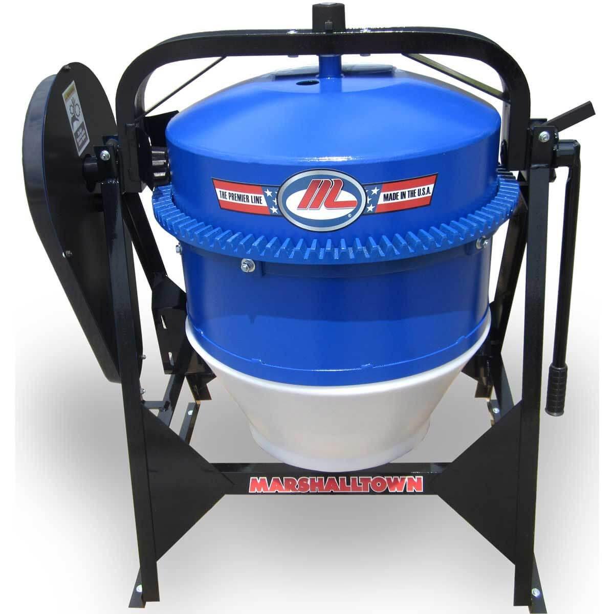 Concrete Mixer Cleform Gilson 300UT Drum mixer