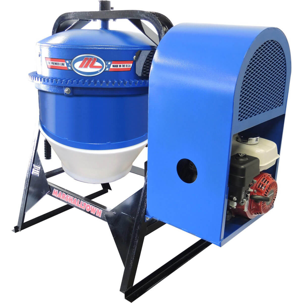Cleform Gilson 300UT-PL mixer