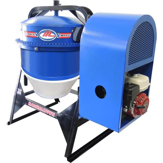 Mashalltown Utility Mixer Gas Motor