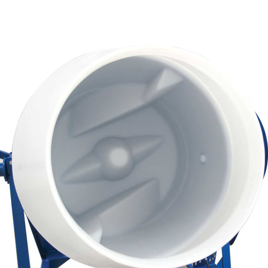Marshalltown Polyethylene Mixing Drum