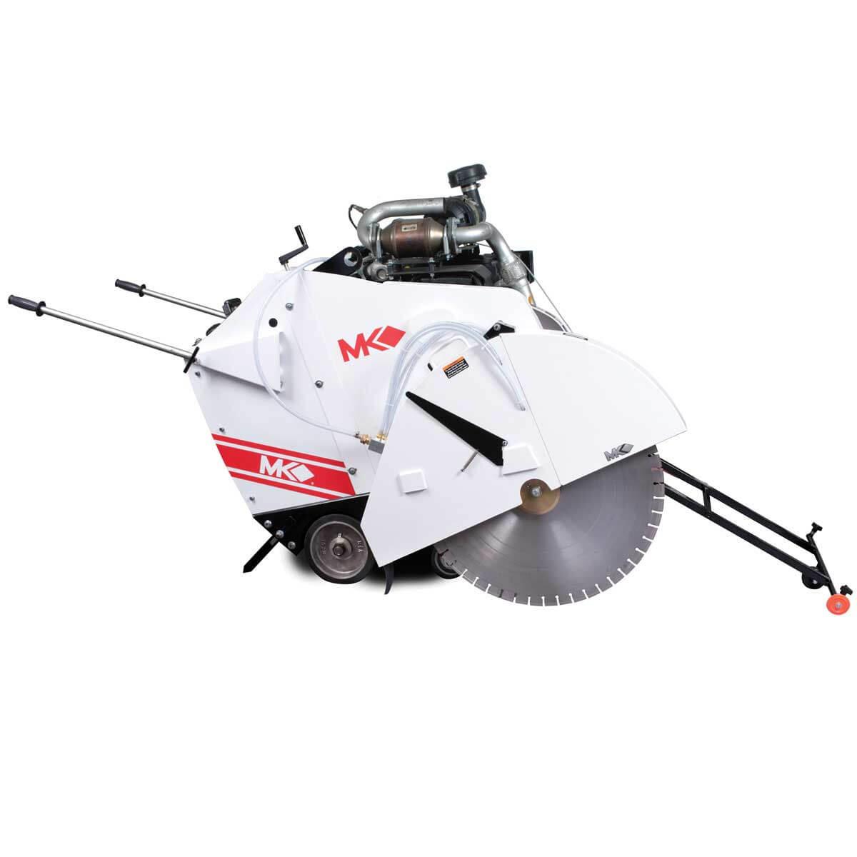 MK-4000 Self-Propelled Concrete Saw