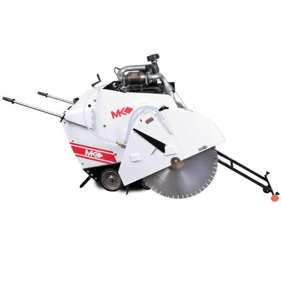 MK-4000 Series Self-Propelled Concrete Saw