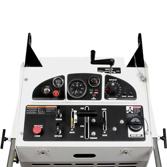 MK-4000 Series Saw Control Panel