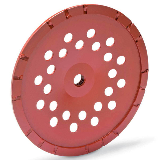 MK-604SG-2 Double Row PCD Cup Wheels for removing Epoxy