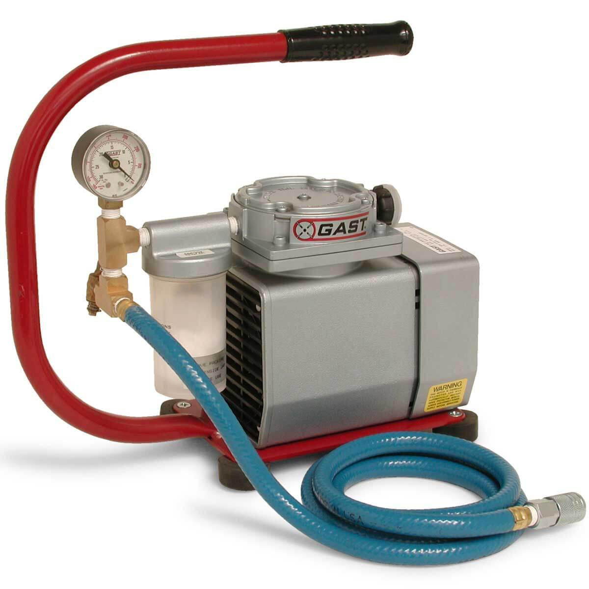 Gast Vacuum Pumps for combo stands
