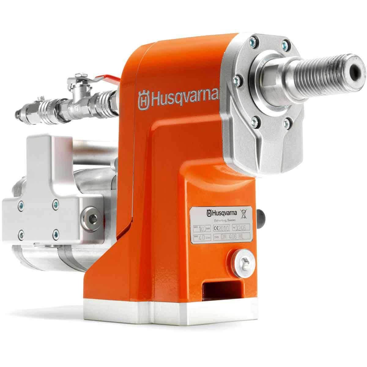 DM 406 H 6-Speed Hydraulic drill