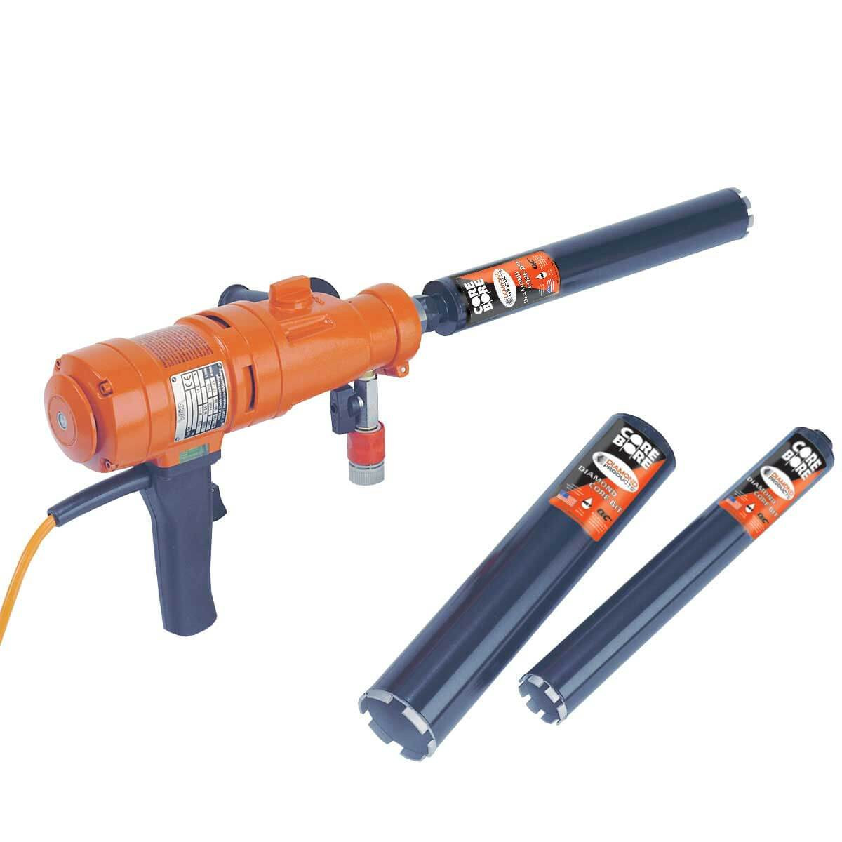 Core Bore Weka DK 12 core drill