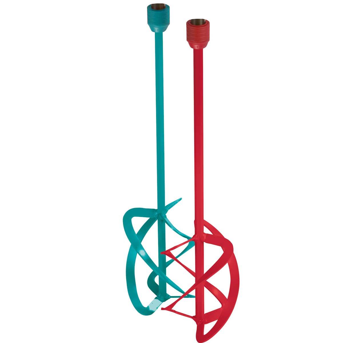 MK140HF Collomix Paddles duo mixer