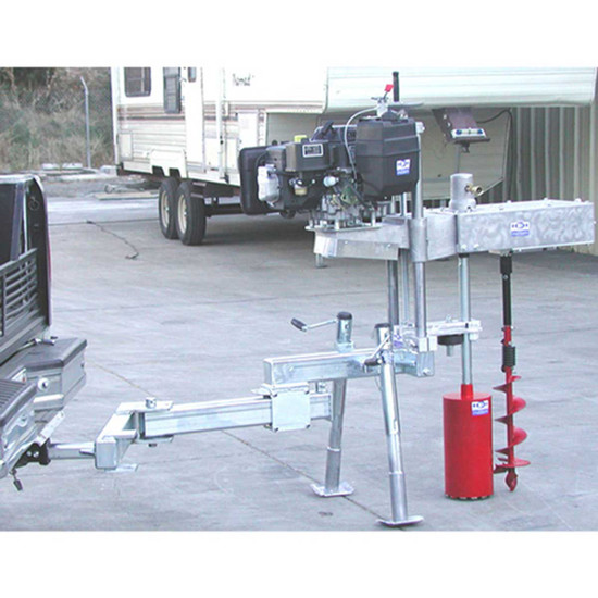 Kor-It K-1700 Mounted Drilling System