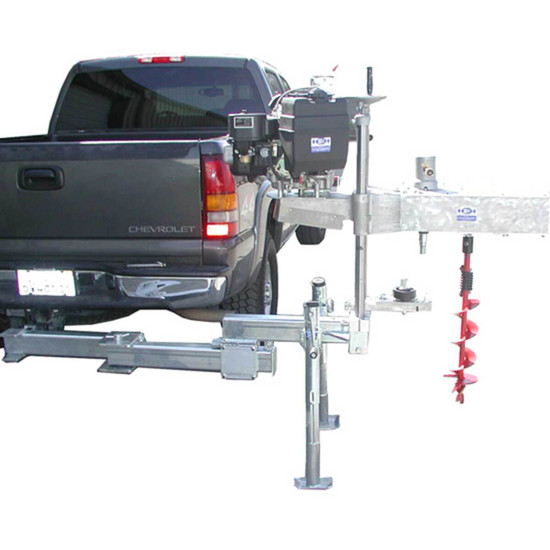 Kor-It K-1700 Trailer Hitch Mounted Drilling System