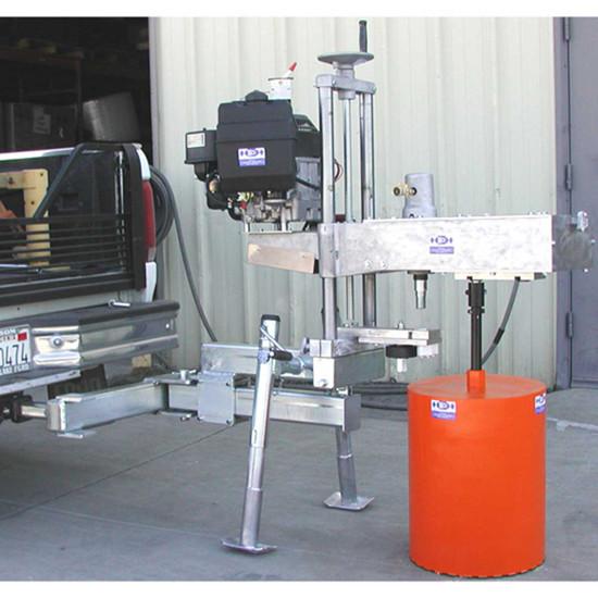 Kor-It Flexible Position core rig