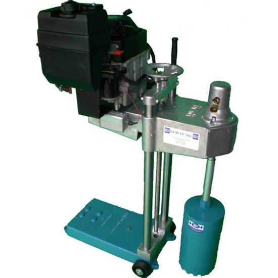 Kor-It K-401 Mobile Electric Core Drill Machine
