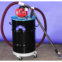 Kor-It KV-55 Gasoline & Electric Powered Vacuum