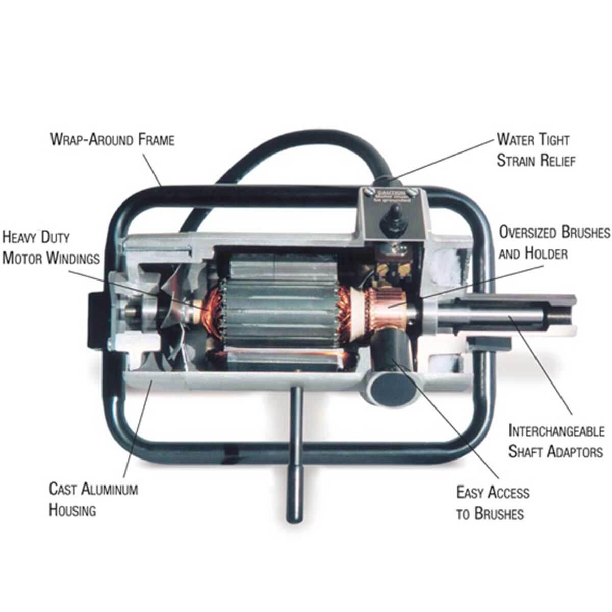 Northrock vibrator PRO 3+