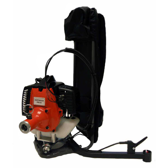Northrock 25AX1 Pro 50-4S Backpack Concrete Vibrator Side View