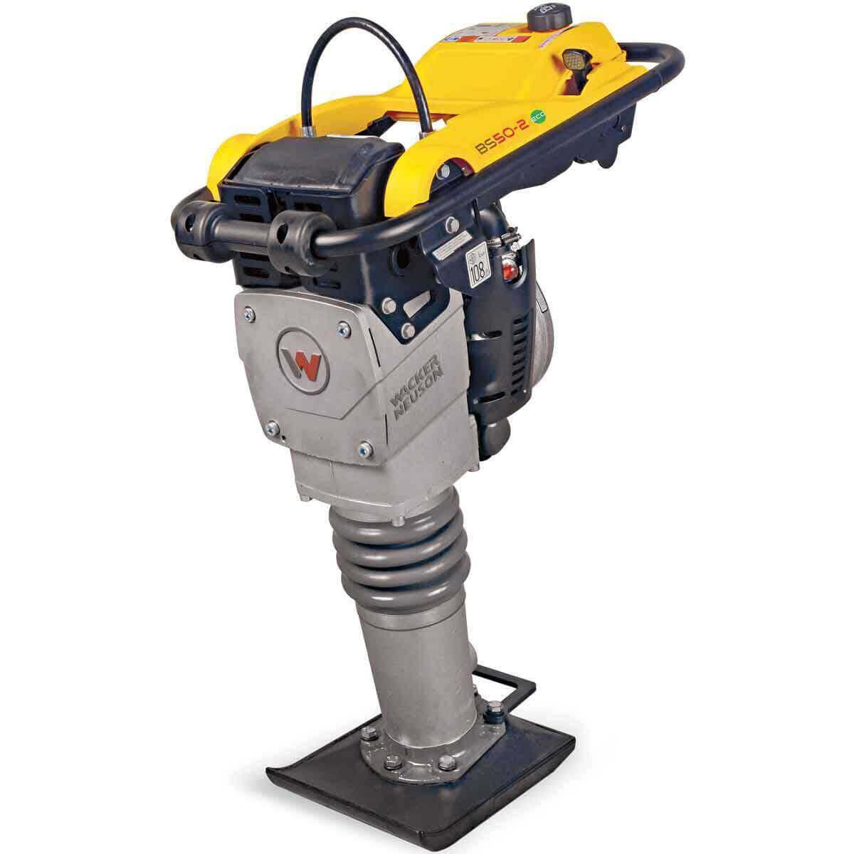 Wacker Bs 50 2 Two Stroke Rammer Tamper Contractors Direct