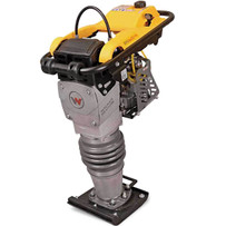 Wacker Neuson Four-Cycle Vibratory Rammer