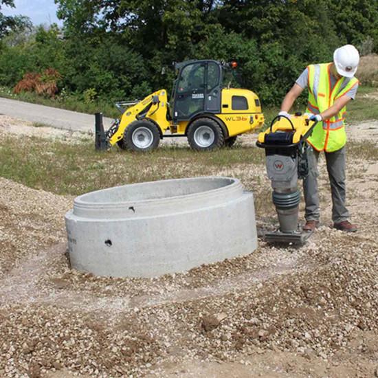 Wacker Neuson Large Granular Soil Rammer