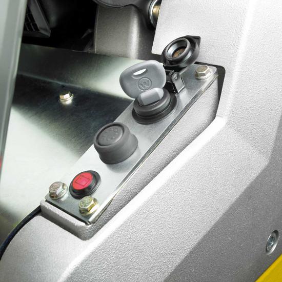 Wacker Neuson DPU 4545He Electric Starter