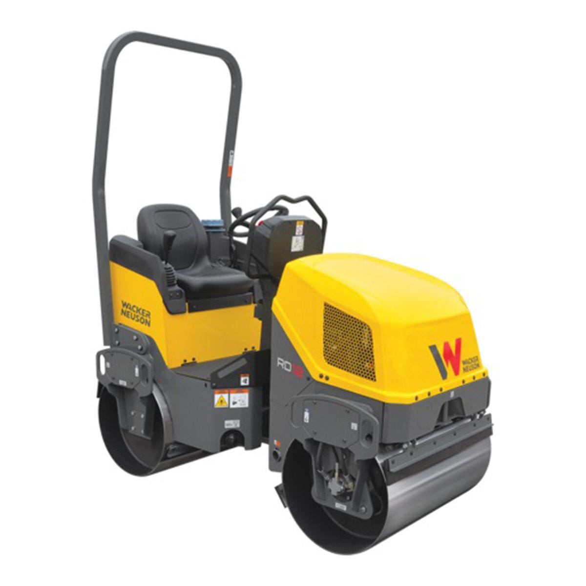 Wacker Neuson roller asphalt 5