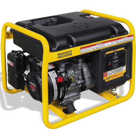 Wacker GP2500A Premium Portable Generator