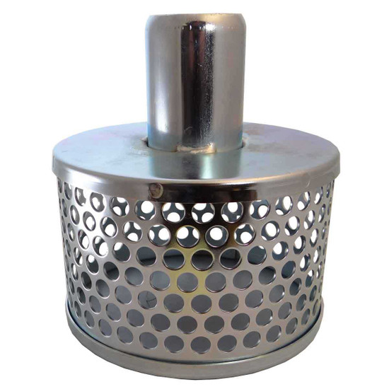 Wacker 2 inch Pump Metal Suction Strainer