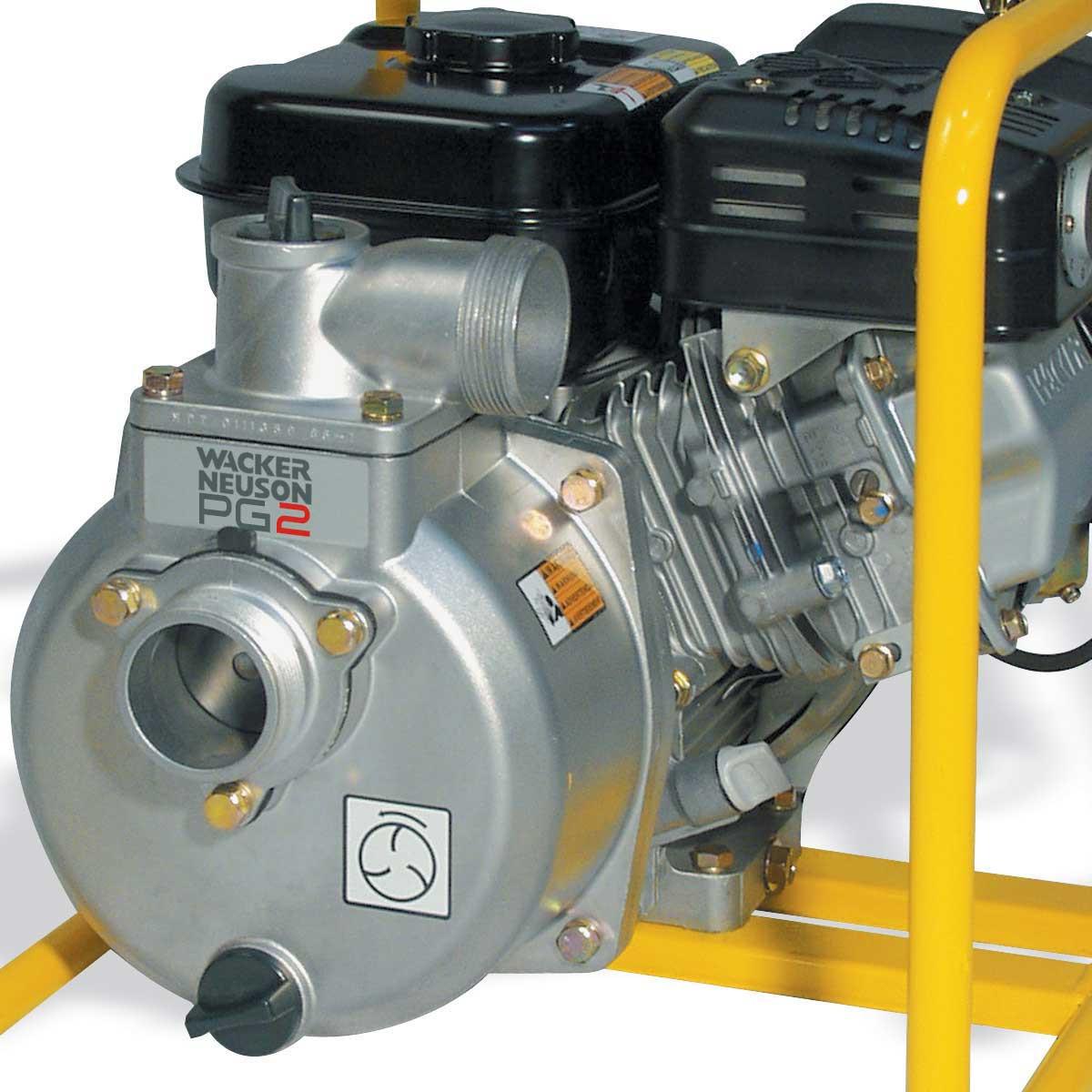 2 inch PG2A Wacker Neuson Centrifugal Dewatering Pump