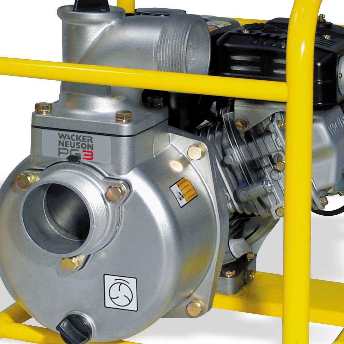 3 inch Wacker Neuson Centrifugal Dewatering Pump