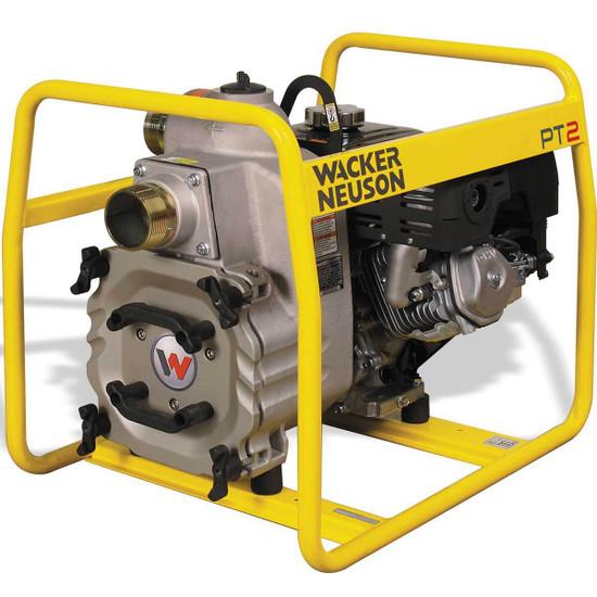 Wacker Neuson PT2A 2 inch Honda Gas Centrifugal Trash Pump