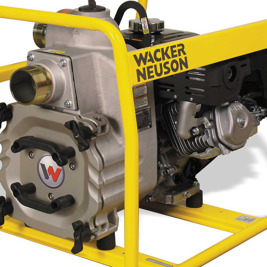 "Wacker PT 2A 2"" Trash Pump"