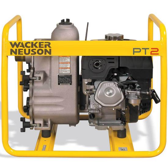Wacker PT 2A Water Pump