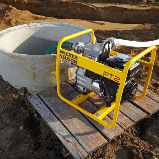 Wacker PT 2A De-Watering Pump