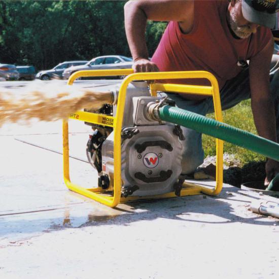 Wacker PT 2A Honda Gas Water Pump