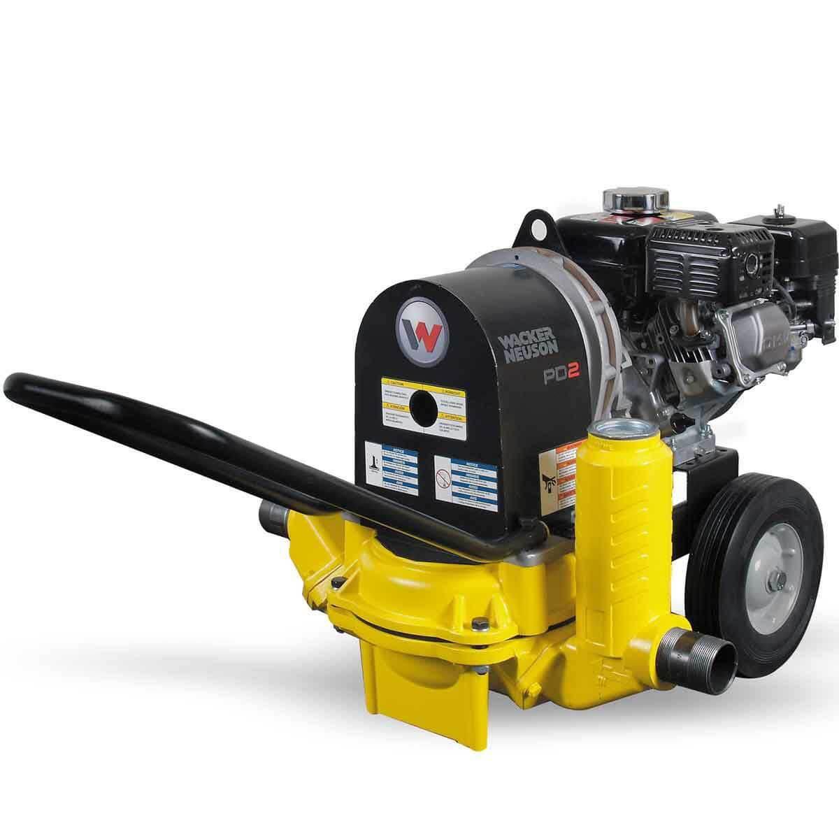 Wacker PDT2A Neuson 2 inch Diaphragm Trash Pump