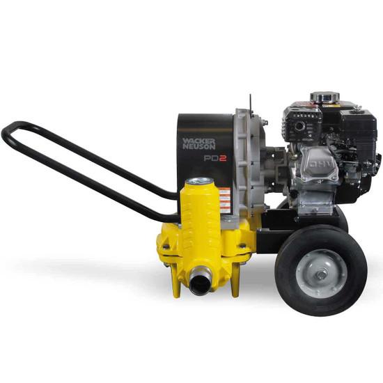 Wacker PDT 2A Mobile Pump