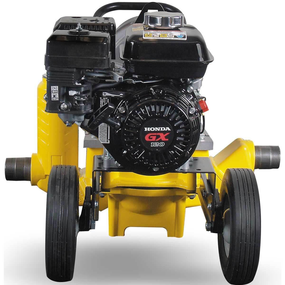 Gas Powered Trash Pump 2 inch Wacker Neuson